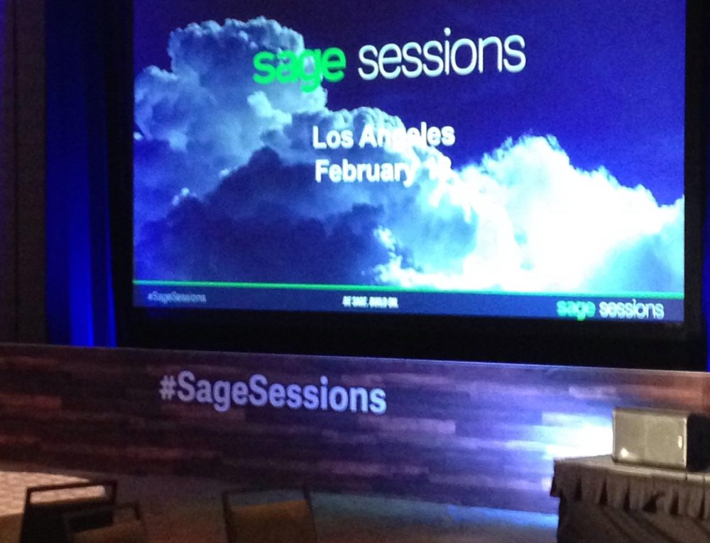 Sage Sessions Review and Upcoming Schedule:
